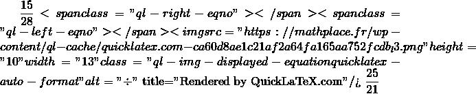 Mathplace quicklatex.com-a3370be2f23c9a04e05cdbaa1712f22a_l3 Exercice 4 : effectuer les divisions