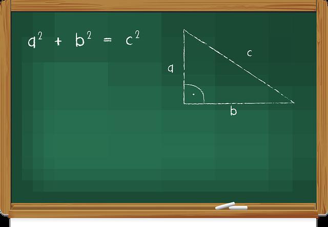 Comment bien utiliser le théorème de Pythagore ?