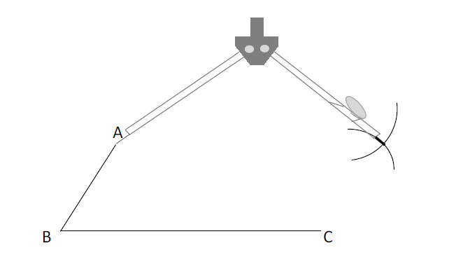 Mathplace cours_5e_quadrilatere-13 II. Construction d'un parallélogramme