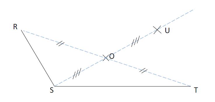 Mathplace cours_5e_quadrilatere-18 II. Construction d'un parallélogramme