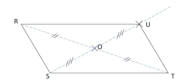 Mathplace cours_5e_quadrilatere-19 II. Construction d'un parallélogramme