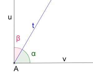 Mathplace cours_5e_angle03-300x264 4. Angles adjacents, complémentaires et supplémentaires