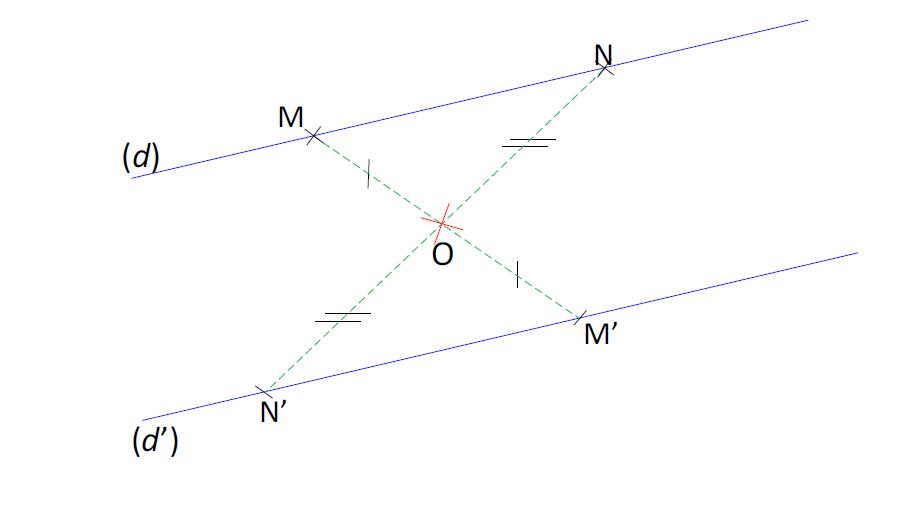 Mathplace cours_5e_symetrie_centrale-19 III. Construction symétrie centrale