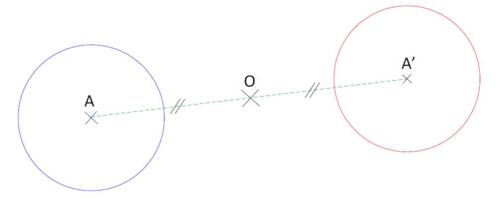 Mathplace cours_5e_symetrie_centrale-21 III. Construction symétrie centrale