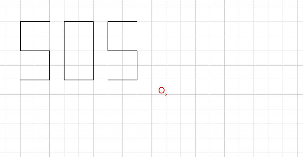 Mathplace exercice_5e_symetrie_centrale05-1024x531 Exercice 2 : symétrie centrale