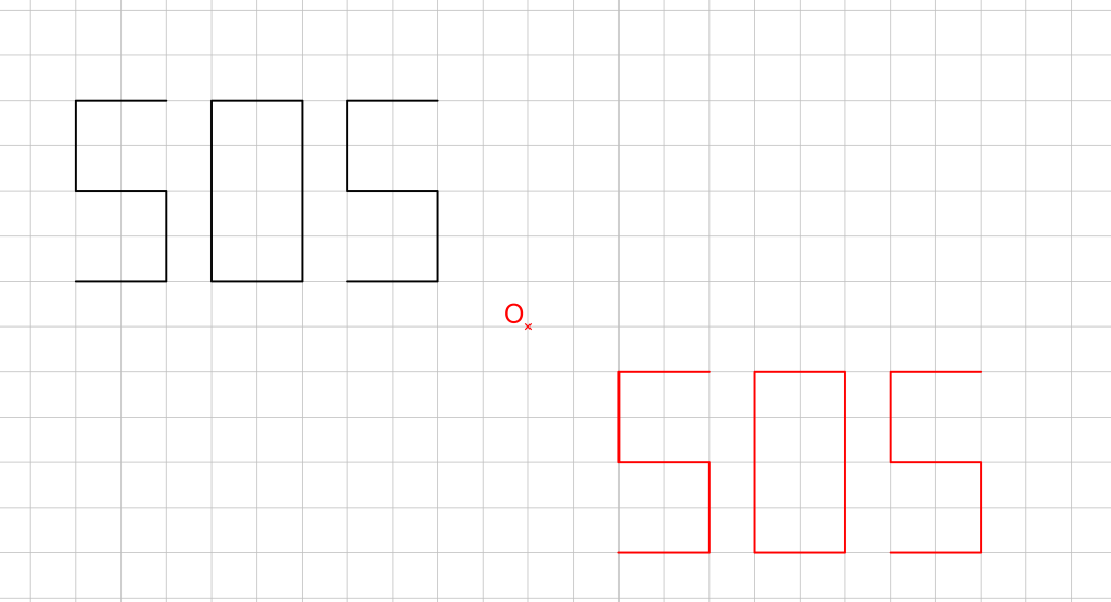 Mathplace exercice_5e_symetrie_centrale05a-1024x555 Exercice 2 : symétrie centrale
