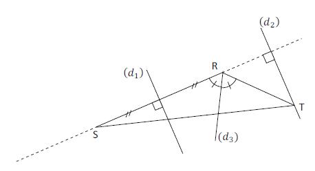 Mathplace exercice_5e_triangles-6 Exercice 3 : droites remarquables
