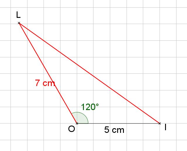 Mathplace exercice_5e_triangles08 Exercice 8 : construction de triangles