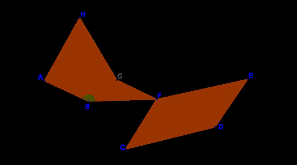 Mathplace figure-1-trigo-1024x569 Exercice 1 : Triangle équilatéral