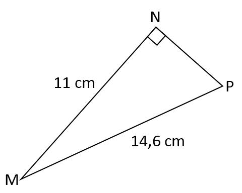 Mathplace exercice_4e_pythagore-11 Exercice 1 : calculer une longueur