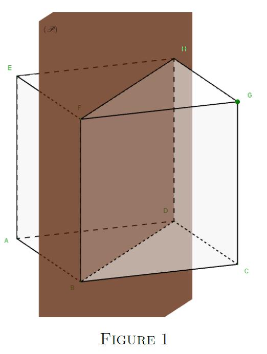 Mathplace exercice-geometrie-espace-4 Exercice 8 : droites parallèles