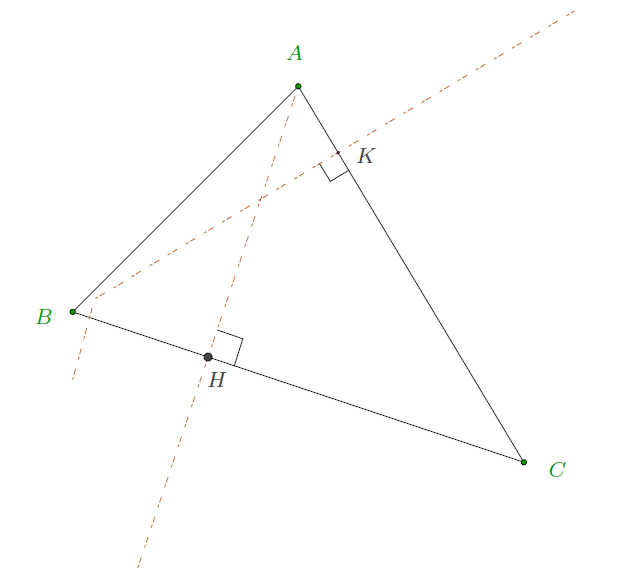 Mathplace exercice-geometrie-espace-13 Exercice 5 : aire d'un triangle