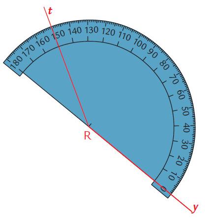 Mathplace exercice_6e_angles-26 Exercice 7 : Mesurer les angles avec un rapporteur