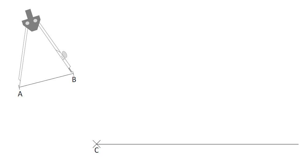 Mathplace cours_6e_figuresusuelles-10 Methode 2 : Reporter une longueur