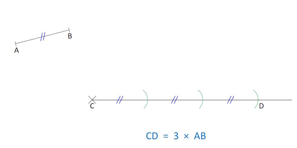 Mathplace cours_6e_figuresusuelles-15 Methode 2 : Reporter une longueur