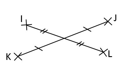 Mathplace exercice_6e_cercle-21 Exercice 2 : Quadrilatère