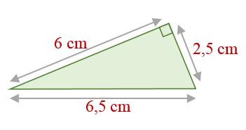 Mathplace exercice_6e_perimetre-16 Exercice 7 : Aire d'un triangle
