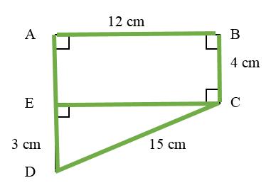 Mathplace exercice_6e_perimetre-25 Exercice 3 : Périmètre d'un quadrilatère