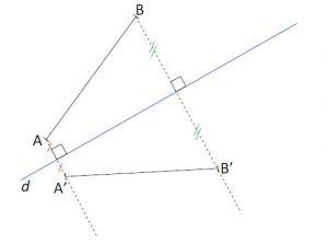 Mathplace cours_6e_symetrieaxiale-30-300x223 Méthode 3 : Comment tracer le symétrique d'un segment ?