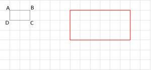 Mathplace cours_3e_agrandissement-9-300x140 II. Propriétés des agrandissements et réductions