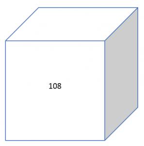 Mathplace exercice_3e_agrandissement-31-297x300 Exercice 3 : agrandissement d'un cube