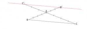 Mathplace cours_3e_thales-10-300x100 II. Réciproque du théorème de Thalès