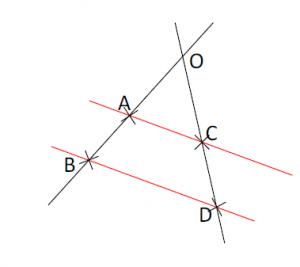 Mathplace cours_3e_thales-11-300x267 II. Réciproque du théorème de Thalès