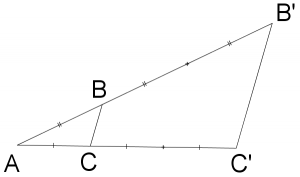Mathplace cours_3e_thales-2-300x177 III. Homothétie