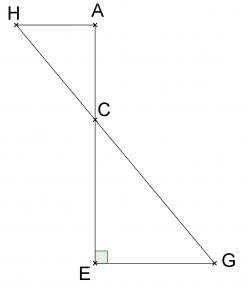 Mathplace exercice_3e_thales04-246x300 Exercice 2 : réciproque du théorème de Thalès
